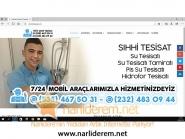 İzmirde Tesisat Tıkanıklık Açma