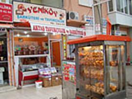 Aktaş (Yeniköy) Tavukçuluk ve Şarküteri