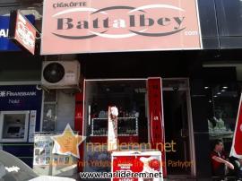 Battalbey Çiğ Köfte