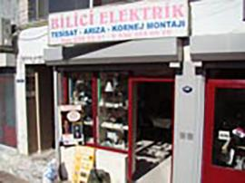 Bilici Elektrik Elektrik Tesisatı ve Malzeme Satışı