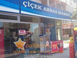 Çiçek Abbas Market