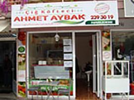 Çiğ Köfteci Ahmet Aybak