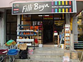 Dumlu Yapı Market Filli Boya Marshall Boya Polisan dyo