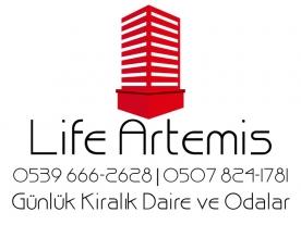 Life Artemis Günlük Kiralık Daire ve Odalar